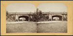 Arch No. 11, Central Park, by Chase, W. M. (William M.), ca. 1818-1901.png