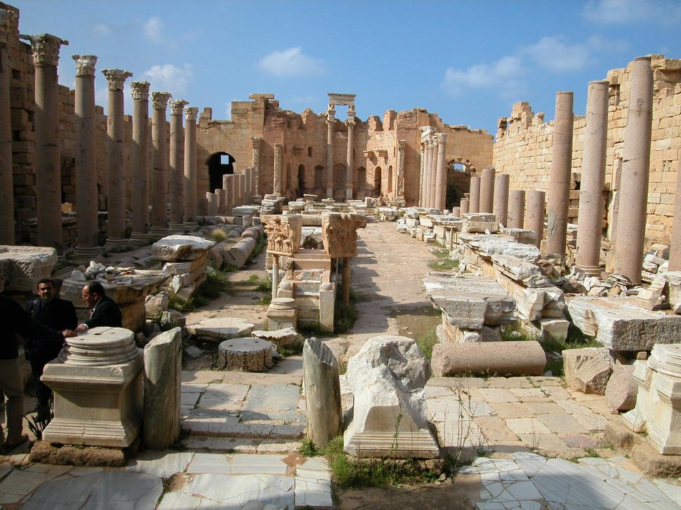 Archaeological Site of Leptis Magna-108958