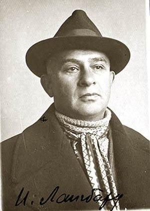 Iosif Langbard - Iosif Langbard