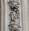 Architectural details, the Woolworth Building, New York, New York LCCN2013650675.tif