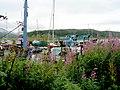 Ardfern Marina boat yard - geograph.org.uk - 214911.jpg
