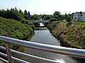 Ardres (Pas-de-Calais) Pont-d'Ardres, Canal d'Ardres.JPG