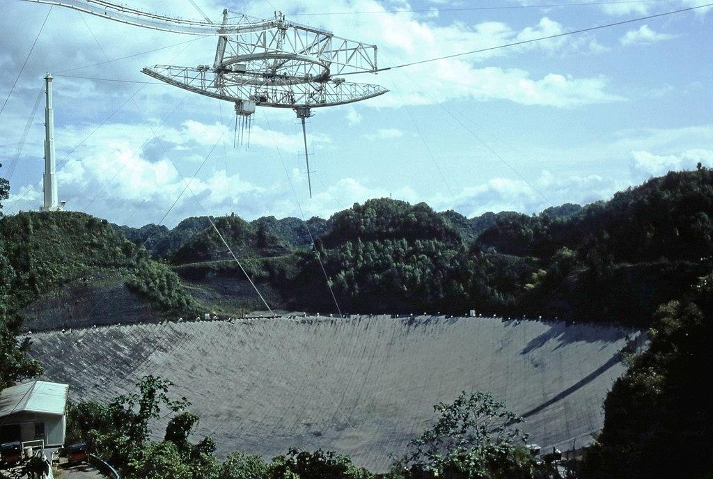 Arecibo Observatory 1982 (2)
