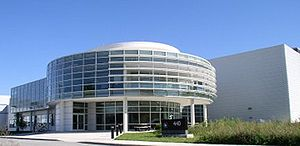 Center for Nanoscale Materials - Image: Argonne National Laboratory 01