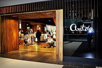 Aritzia - Aritzia store in Toronto