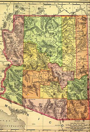 History of Arizona - Wikipedia