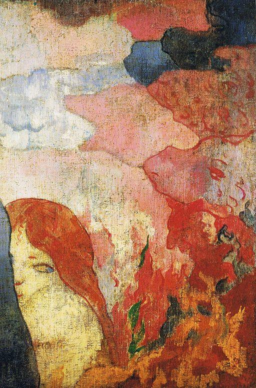 Armand Séguin Fleurs du mal