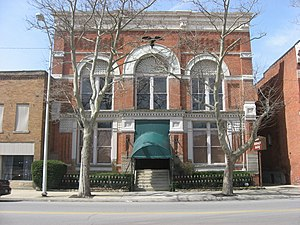 National Register of Historic Places listings in Allen County, Ohio