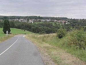 Arreux - View of the village