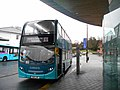 Arriva Kent & Surrey SN15LNP, Chatham Bus Station, 15 January 2018.jpg