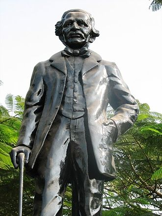 Arthur Cotton - Statue of Cotton at Hyderabad