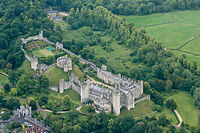 Arundel Castle -West Sussex, England-23June2011.jpg
