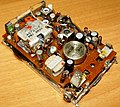 Arvin Eight Transistor 64R38 Radio printed circuit board.jpg