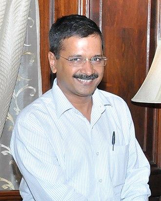 Aam Aadmi Party - Arvind Kejriwal