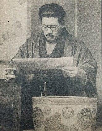 Inejiro Asanuma - Asanuma in 1948