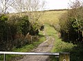 Ascent of White Horse Hill - geograph.org.uk - 618614.jpg