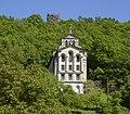 Aspet - Chapelle de Miègecoste et la tour du Chucaou.jpg