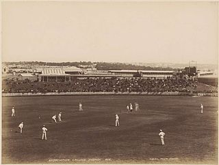 Sydney Riot of 1879 1879 riot in Australia over cricket