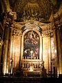 Assumption of the Virgin - Francesco Bassano The Younger -1589; Chiesa di San Luigi dei Francesi, Rome.JPG