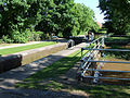 Atherstone Locks No 3, Coventry Canal, Warwickshire - geograph.org.uk - 1144217.jpg