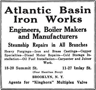 Atlantic Basin Iron Works