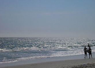 Atlantic Beach, North Carolina - Atlantic Beach, summer 2006