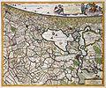 Atlas Van der Hagen-KW1049B11 088-RHENOLANDIA, AMSTELANDIA Et Circumjacentia aliquot Territoria, cum Aggeribus omnibus Terminisq- suis, Accurate et distincte edita.jpeg