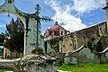 Atrio Convento de Santiago Apostol Tejúpam.JPG