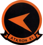 Attack Squadron 81 (US Navy) patch 1982.png
