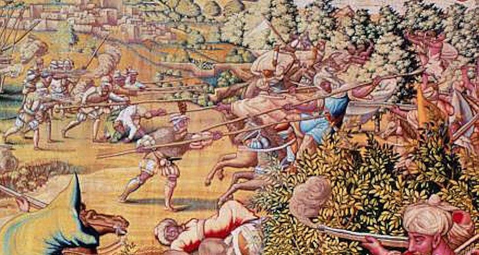 Attack at La Goletta