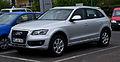 Audi Q5 2.0 TFSI quattro – Frontansicht, 3. Mai 2012, Velbert.jpg