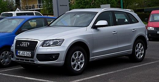 Audi Q5 Wikipedia >> Audi Q5 - Wikipedia