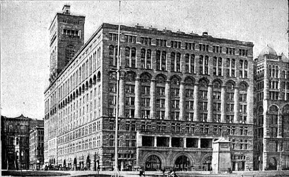Auditorium Building Chicago