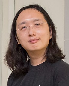Audrey Tang in 2015 (cropped).jpg