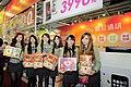 Aurora Comm booth show girls 20131213b.jpg