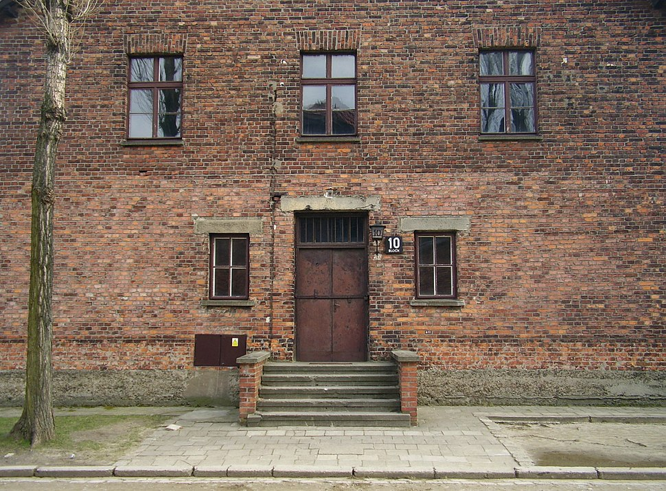 Auschwitz Mengele Block 10