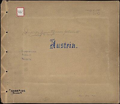 Austria, Tupper Scrapbooks Front cover (Boston Public Library).jpg