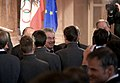 Austria Winter Olympics 2014 official farewell 08 Heinz Fischer.jpg