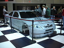 Car Of Tomorrow Wikipedia - Kevin mccarthy car pro show