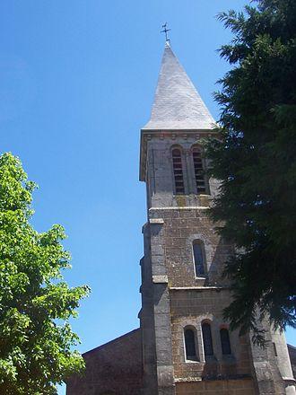 Auxy, Saône-et-Loire - Belfry