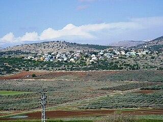 Maale Tzviya Place in Northern, Israel