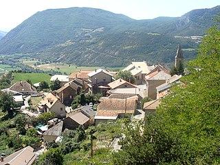 Avançon, Hautes-Alpes Commune in Provence-Alpes-Côte dAzur, France