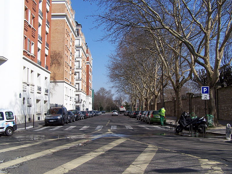 Fichier:Avenue du Général-Messimy.JPG