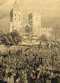 Avignon Procession des Pénitents gris 1876 Le Monde Illstré.jpg