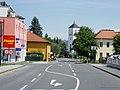 Bürmoos - Ort - Ignaz-Glaser-Straße Ansicht - 2018 07 03.jpg