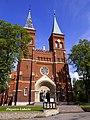 Błażowa - Kościół pw. Św. Marcina - panoramio.jpg