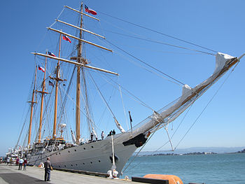 B.E. Esmeralda%2C Armada de Chile