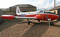 BAC Jet Provost T4 XP556 B (6953448451).jpg