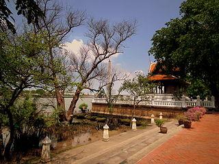 Bang Lamphu neighborhood in Bangkok, Thailand