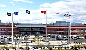 United States Army Criminal Investigation Command - US Army CID Headquarters, Marine Corps Base, Quantico.